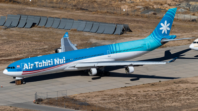 A picture of FOJTN - Airbus A340313 - [0395] - © Alex Crail