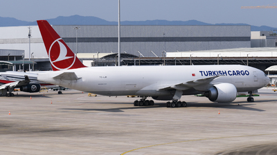 A picture of TCLJR - Boeing 777F - Turkish Airlines - © SS8-0002