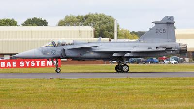 39268 - Saab JAS-39C Gripen - Sweden - Air Force