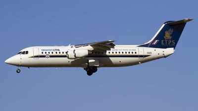 QQ101 - British Aerospace Avro RJ100 - QinetiQ