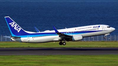 JA52AN - Boeing 737-881 - All Nippon Airways (ANA)