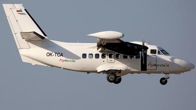 A picture of OKTCA - Let L410 Turbolet - Van Air Europe - © TOMBARELLI FEDERICO