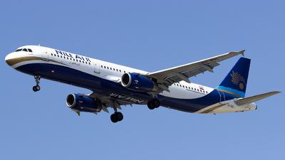 SU-BQL - Airbus A321-231 - Nile Air