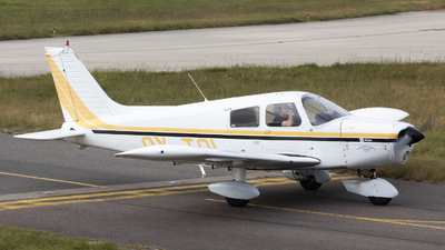 OY-TOI - Piper PA-28-140 Cherokee Cruiser - Private