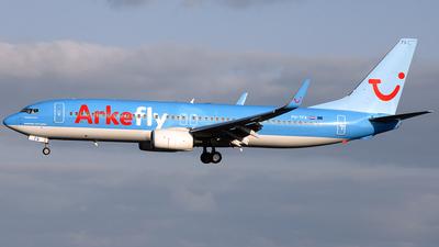 PH-TFA - Boeing 737-8K5 - ArkeFly