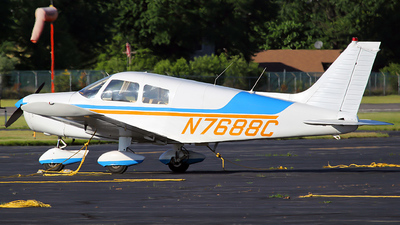 N7688C -  Piper PA-28-140 Cherokee Cruiser - Claire Aviation