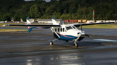 N407 - Cessna T337G Super Skymaster - Private