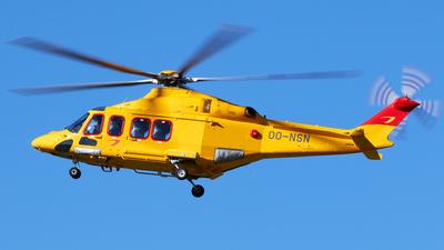 OO-NSN - Agusta-Westland AW-139 - Noordzee Helikopters Vlaanderen (NHV)