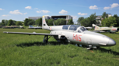 1415 - PZL-Mielec TS-11 Iskra - Poland - Air Force