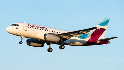 A picture of DAGWC - Airbus A319132 - Eurowings - © Thierry Weber