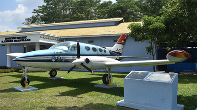 A-4014 - Cessna 401A - Indonesia - Air Force