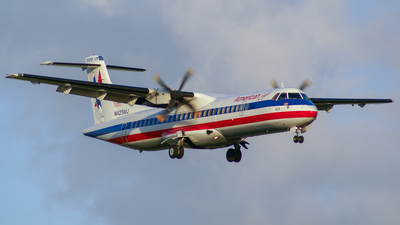N425MJ - ATR 72-212 - American Eagle (Executive Airlines)