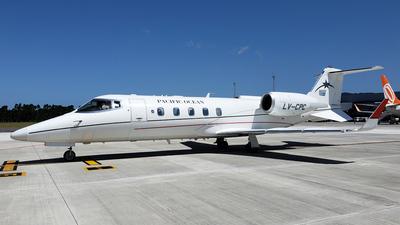 LV-CPC - Bombardier Learjet 60 - Pacific Ocean Private Flights