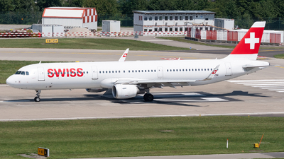 A picture of HBION - Airbus A321212 - Swiss - © Christian Tondo