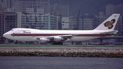 HS-TGC - Boeing 747-2D7B - Thai Airways International