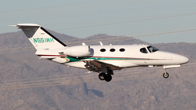 N551WH - Cessna 510 Citation Mustang - Private