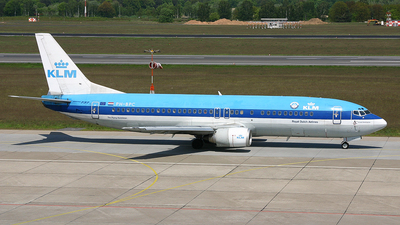 PH-BPC - Boeing 737-4Y0 - KLM Royal Dutch Airlines