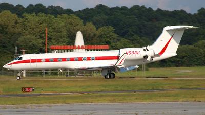 N599H - Gulfstream G550 - Honeywell Aerospace