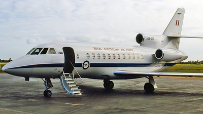 A26-070 - Dassault Falcon 900 - Australia - Royal Australian Air Force (RAAF)