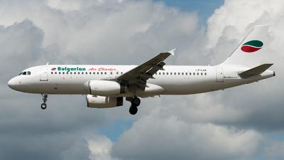 LZ-LAG - Airbus A320-231 - Bulgarian Air Charter (BAC)