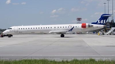 OY-KFL - Bombardier CRJ-900LR - Scandinavian Airlines (Cimber)