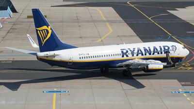 EI-FTJ - Boeing 737-8AS - Ryanair