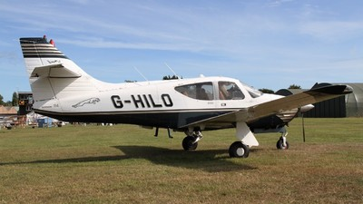 G-HILO - Rockwell Commander 114 - Private
