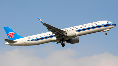 B-30F7 - Airbus A321-253NX - China Southern Airlines