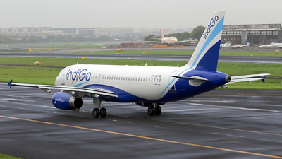 VT-IHD - Airbus A320-232 - IndiGo Airlines