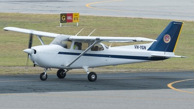 VH-YGN - Cessna 172R Skyhawk II - Singapore Flying College