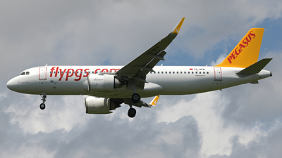 A picture of TCNCR - Airbus A320251N - Pegasus Airlines - © Didier Vittoz