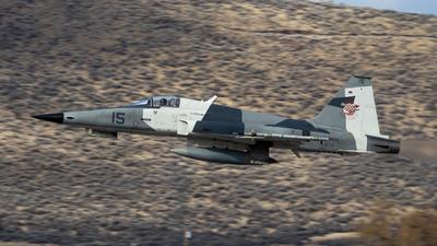 N696TA - Northrop F-5E Tiger II - Tactical Air Support