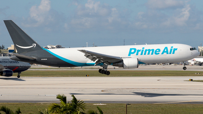 N1499A - Boeing 767-328(ER)(BDSF) - Amazon Prime Air