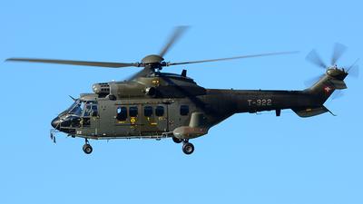 T-322 - Aérospatiale AS 332M1 Super Puma - Switzerland - Air Force