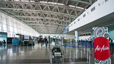 VOMM - Airport - Terminal