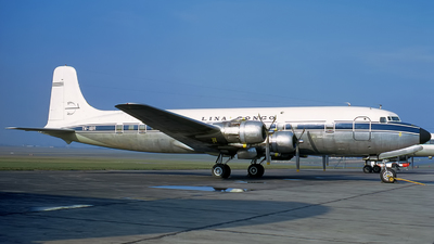 TN-ABR - Douglas DC-6B - Lina Congo