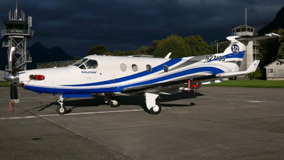 N271SS - Pilatus PC-12/45 - Private