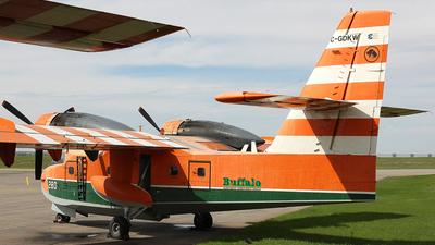 C-GDKW - Canadair CL-215 - Canada - Government of Newfoundland and Labrador
