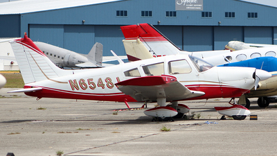 N6548J - Piper PA-28-180 Cherokee D - Private