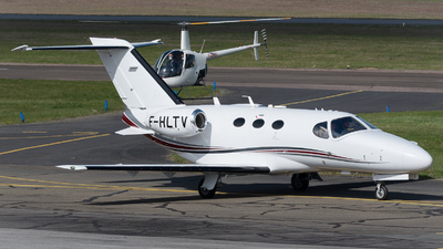 F-HLTV - Cessna 510 Citation Mustang - Private