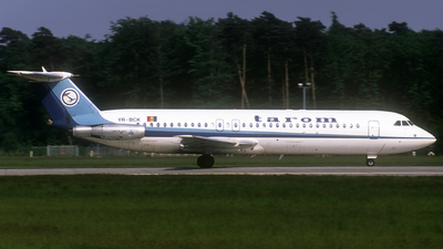 YR-BCK - British Aircraft Corporation BAC 1-11 Series 525FT - Tarom - Romanian Air Transport