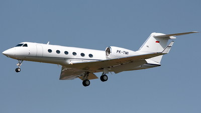 PK-TMI - Gulfstream G450 - Private