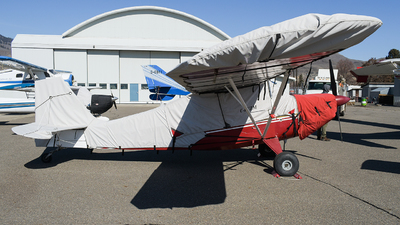 C-FUZM - Champion 7ECA Citabria - Private