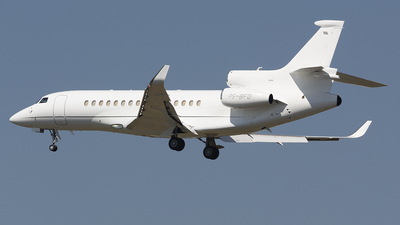 PS-BFD - Dassault Falcon 8X - Private