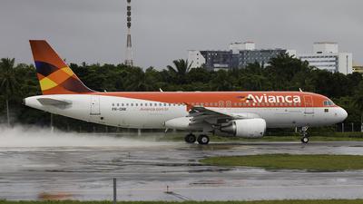 PR-ONK - Airbus A320-214 - Avianca Brasil