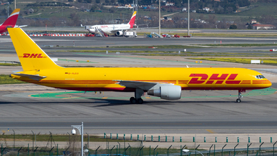 D-ALEO - Boeing 757-2Q8(PCF) - DHL (European Air Transport)