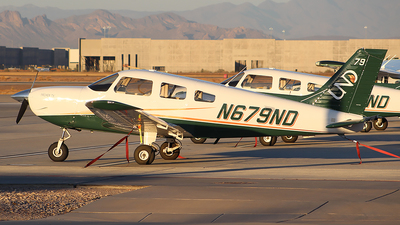 N679ND - Piper PA-28-181 Archer - University Of North Dakota
