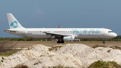 9H-AMD - Airbus A321-231 - Sky Cana (Avion Express Malta)