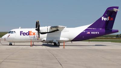 N901FX - ATR 42-320(F) - FedEx Feeder (Empire Airlines)