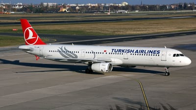 TC-JSB - Airbus A321-231 - Turkish Airlines